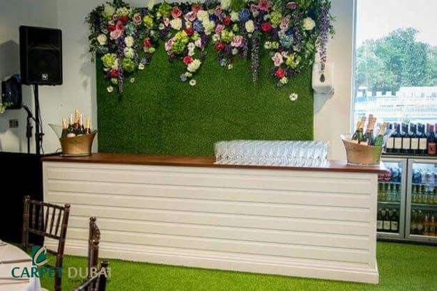 Natural Green Carpet Dubai