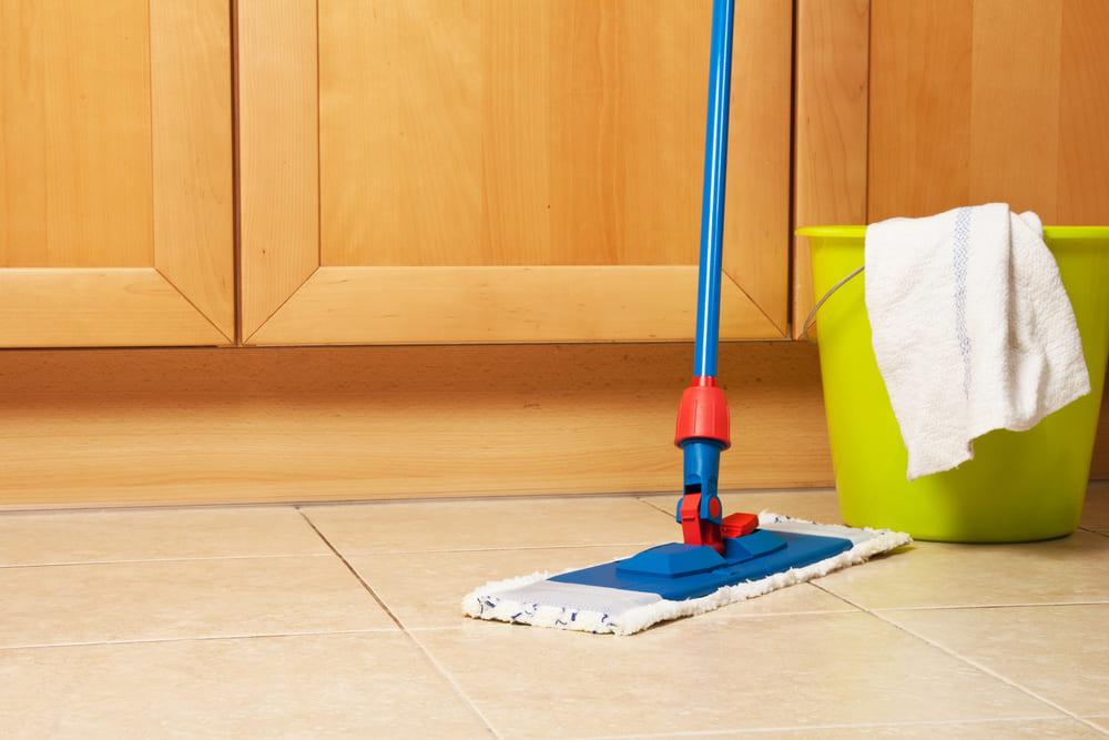 Best Way to Clean The Floor Tiles