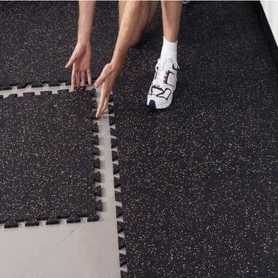 Rubber Flooring Dubai Services