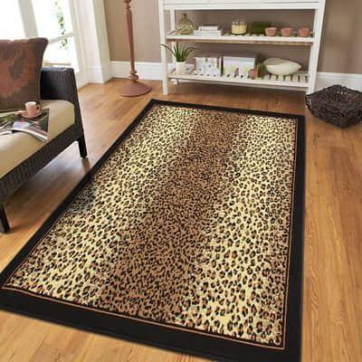 Leopard Rugs Dubai