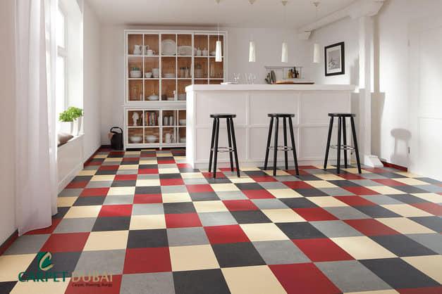 Linoleum Flooring Dubai