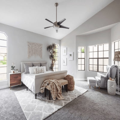 Gray Carpet