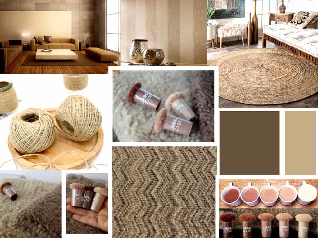 Neutral Colors of Carpet
